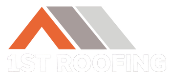 1st Roofing logo