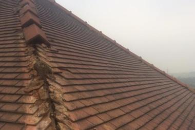Roof pointing in Wakefield